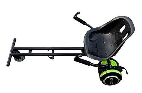 Nilox Doc Kart Trasforma il tuo Hoverboard in un Kart 30NXBKKA00002